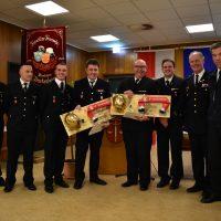 Jahreshauptversammlung der Feuerwehr Breckenheim
